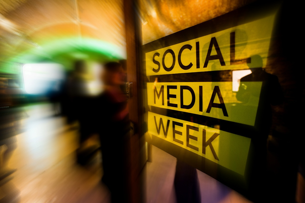 social media week Roma masha fedele